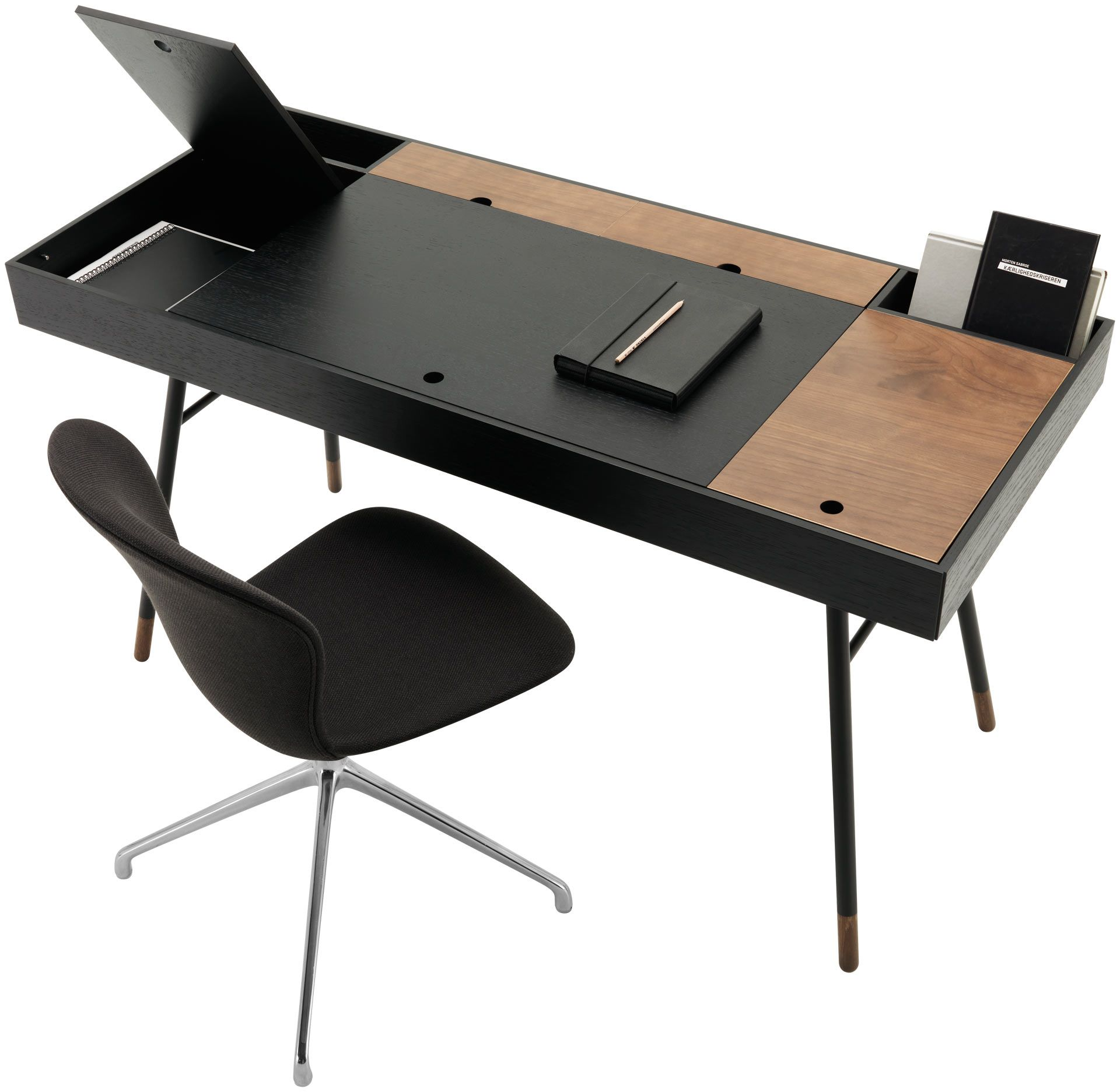 stylish office chairs uk ergonomic chair history furniture boconcept stores throughout