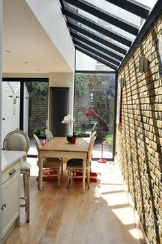 Similar Size Extension INTERIOR Pinterest Extensions Side