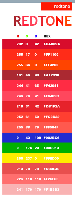 Bright Color Code Rgb Orange