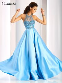 Clarisse Periwinkle Ball Gown 3205 | Princess prom dresses ...