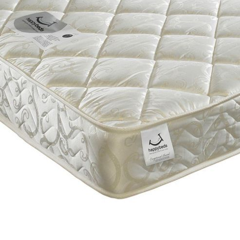 Hy Beds Premier Bonnell Spring Micro Quilted Mattress 4ft Small Double