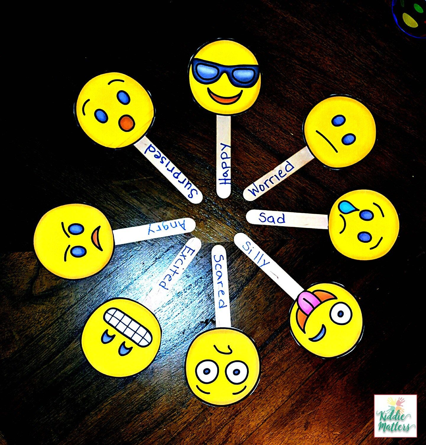 Emoji Feeling Faces Emotion Recognition