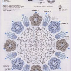 Diagram Crochet Pattern Chinese Quad Wiring Ergahandmade Doilies With Flowers 43 Diagrams