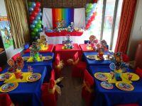 Paw Patrol Party Setup