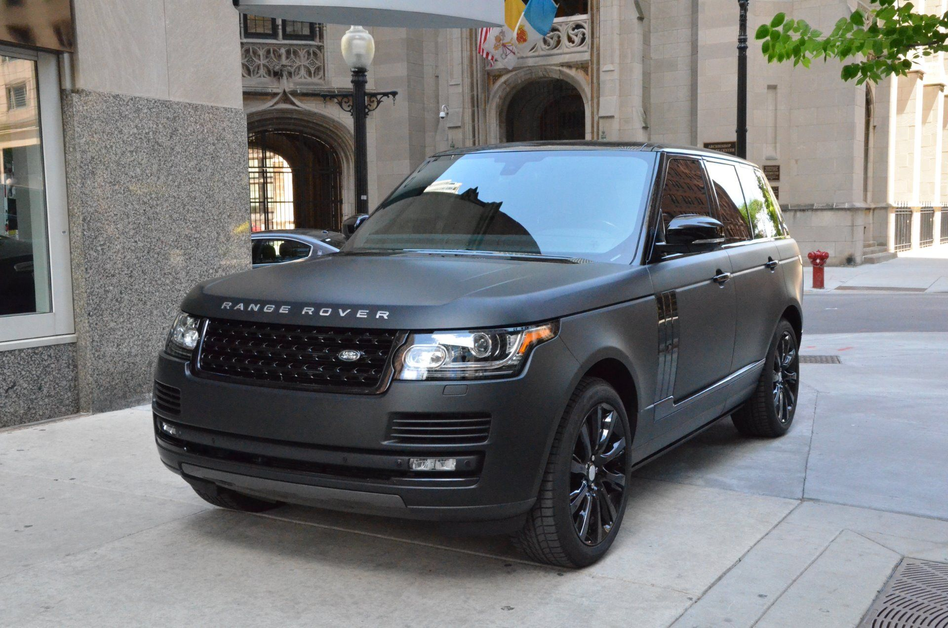 Used 2015 Land Rover Range Rover Supercharged Chicago IL