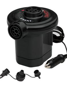 Intex quick fill dc electric air pump max flow cfm also rh pinterest