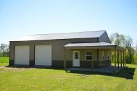 metal shop buildings with living quarters - Google Search ...