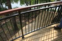 deck railing designs wood Distinctive and Various ...