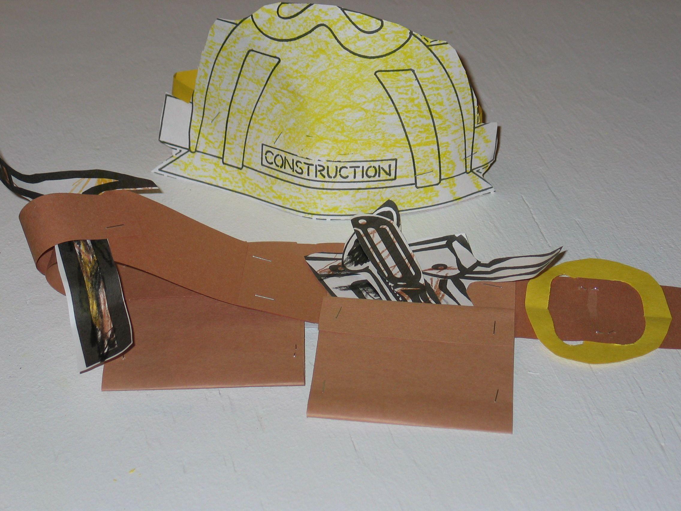 Community Helper Construction Helper