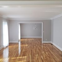 Bethany Mitchell Homes // hardwood floors, natural light ...
