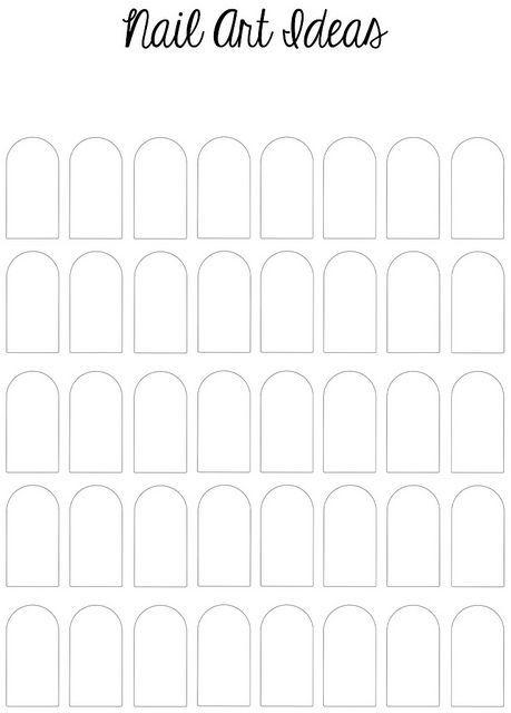 трафареты для маникюра шаблоны чистые: 20 тыс изображений