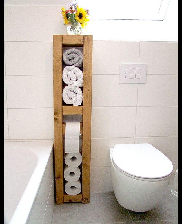 Klopapierhalter  Toilettenpapierhalter Handtuchhalter  ein Designerstck von KlausHeilmann