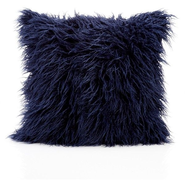 Nordstrom Rack Flokati Faux Fur Pillow 33 CAD liked on