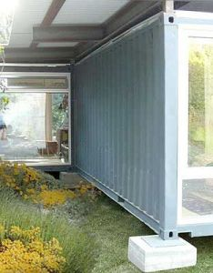 Some good designs ideas he both interior and exterior  shipping container home by ic green also this excellent was built for less than rh za pinterest