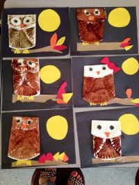 Paper Plate Owl Craft | Teaching  | Pinterest | Owl ...