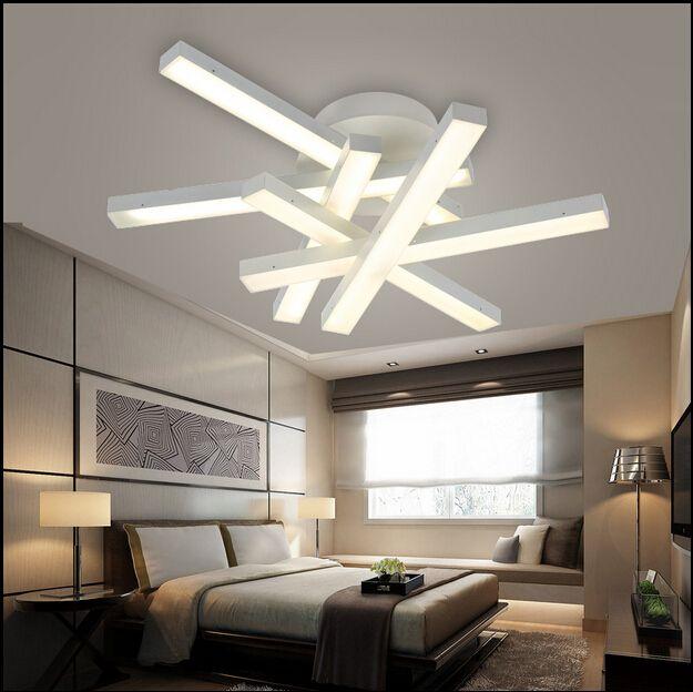 Modern led chandelier led lamps white light /warm light