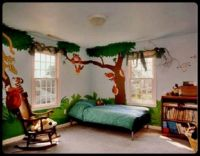 Forest Themed Bedroom Ideas Bedroom Forest Themed Bedroom ...