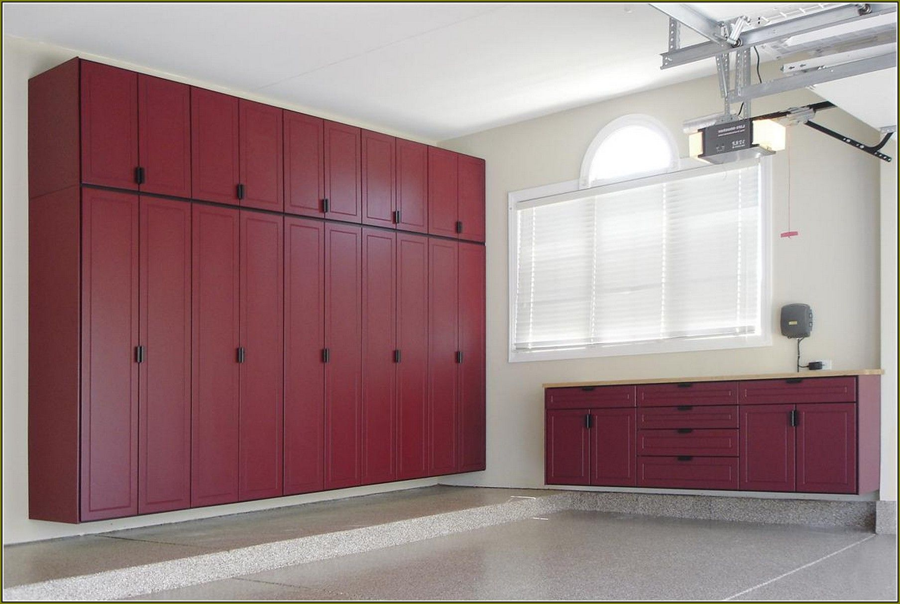 Garage Cabinets Plans Plywood  House Ideas  Pinterest
