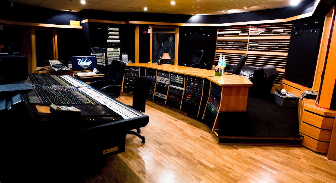 Home Recording Studio Design Ideas #10