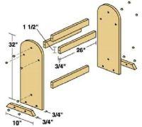 Wood Quilt Rack Plan & Design | Woodwork, Products ...