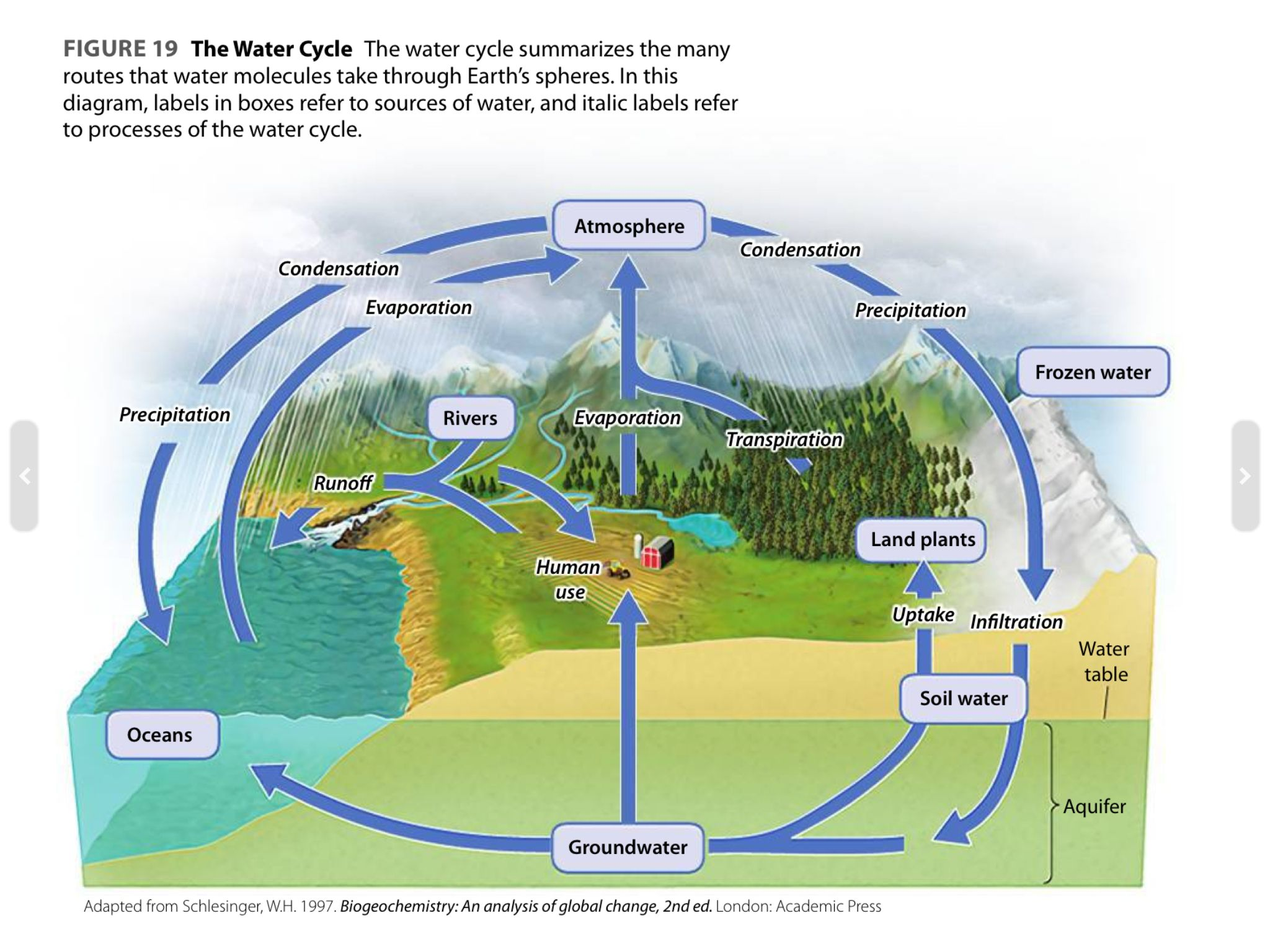 Water Cycle Image