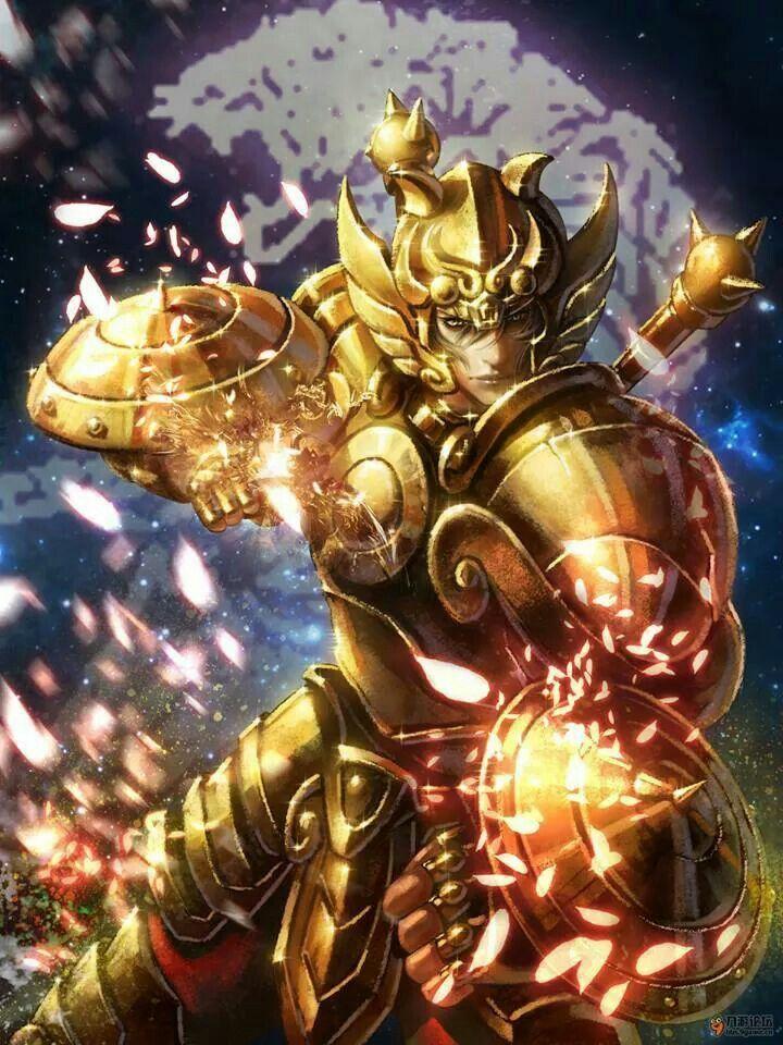 Saint Seiya Knights Of The Zodiac Gemini