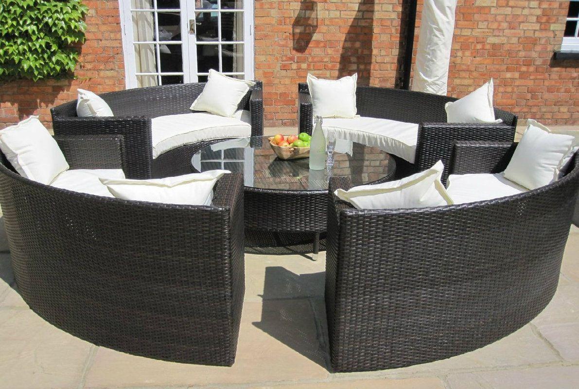 garden sofa and table sets nice sofas in south africa oakita lauren rattan furniture circular set