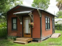 Small prefab cottage / tiny house designs with traditional ...