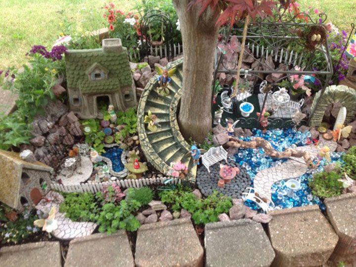 Fairy Garden Miniatures Mini Fairy Garden Josaelcom Miniature