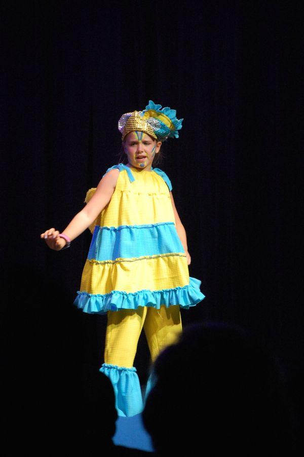 Flounder Costume Little Mermaid Jr