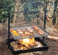 Campfire Grill Pit | Parilla | Pinterest | Campfire grill ...
