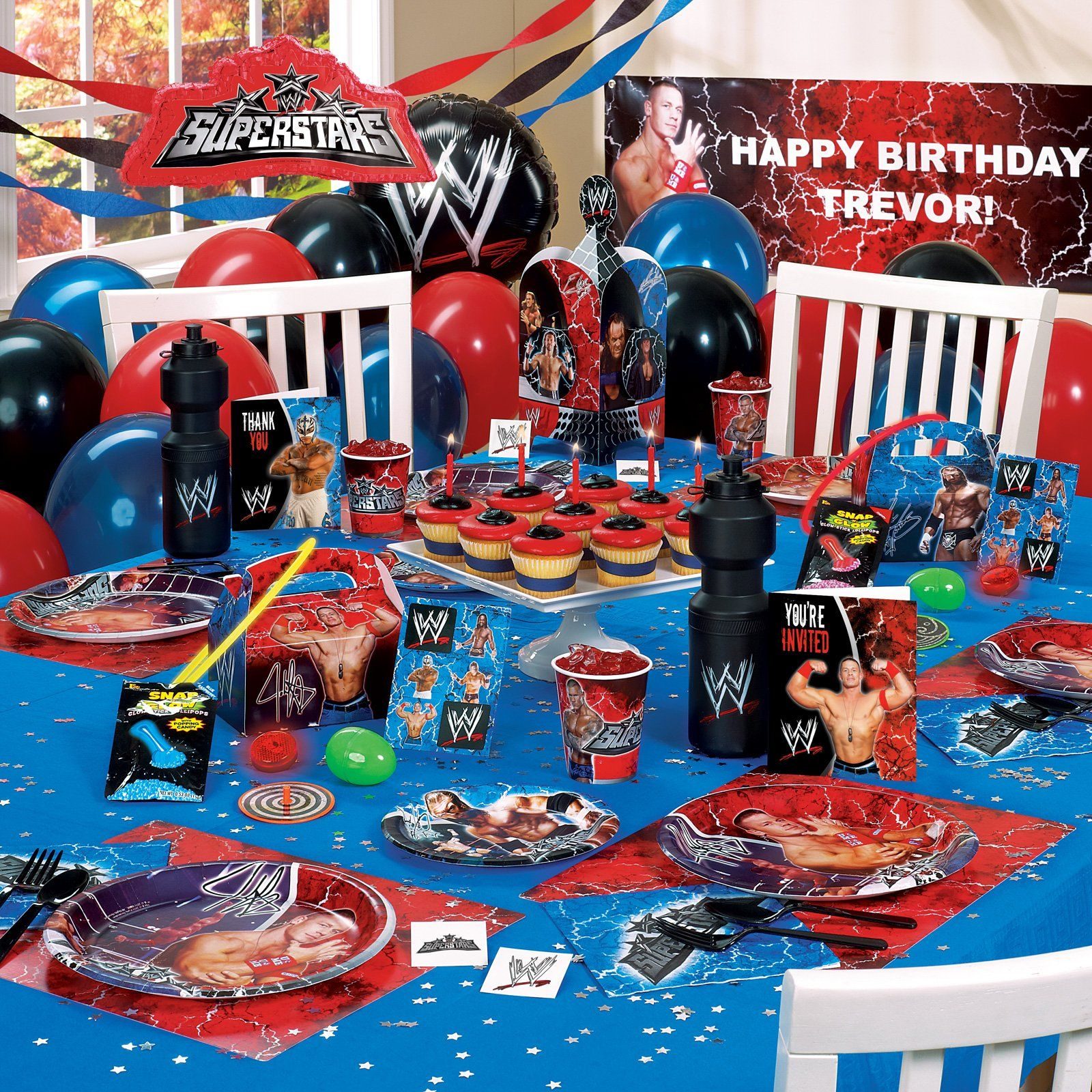 Wwe Ultimate Party Pack