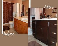 The 25+ best Stain cabinets ideas on Pinterest | How to ...