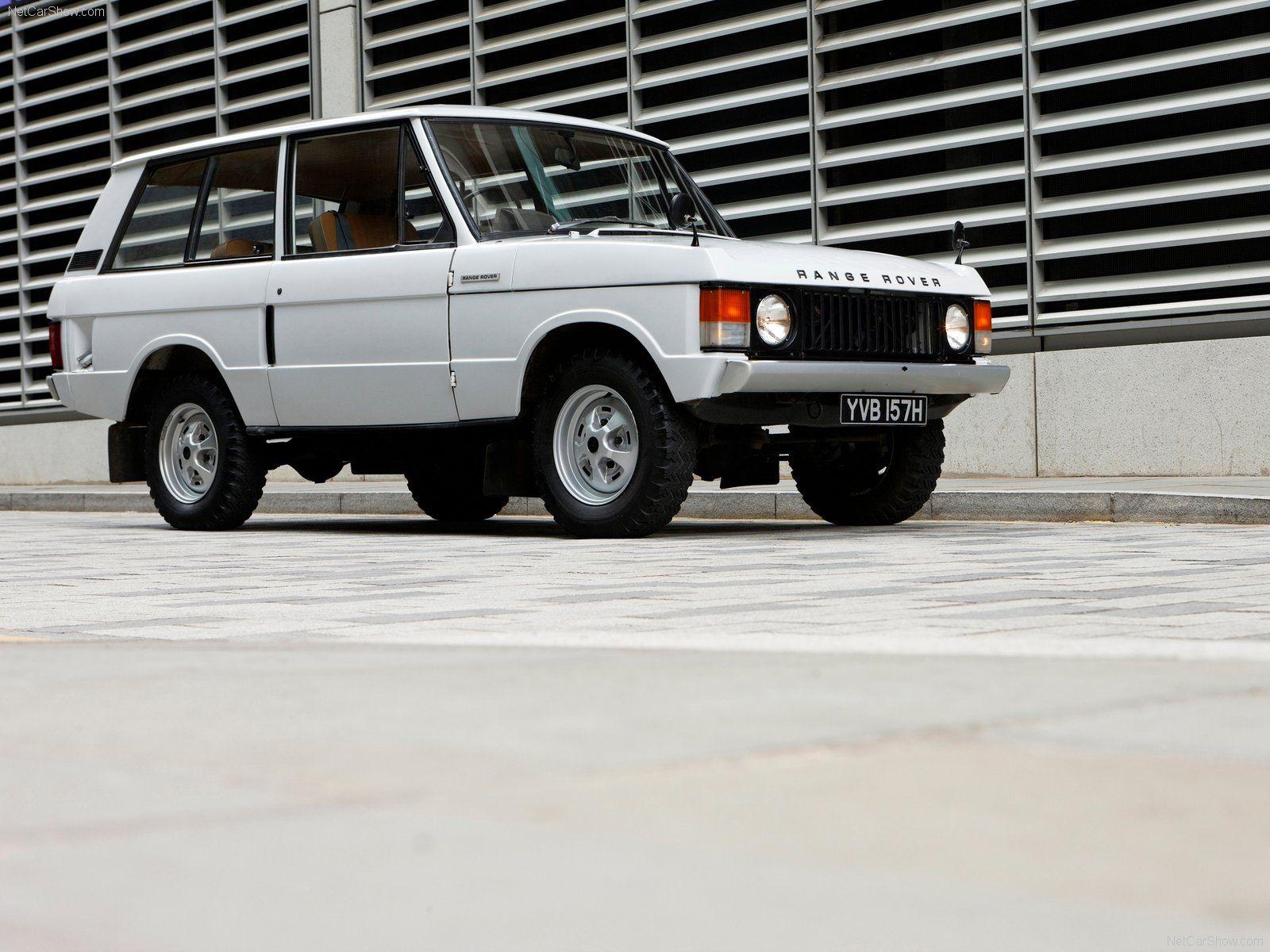 Range Rover Series 1 MK 1 2 door