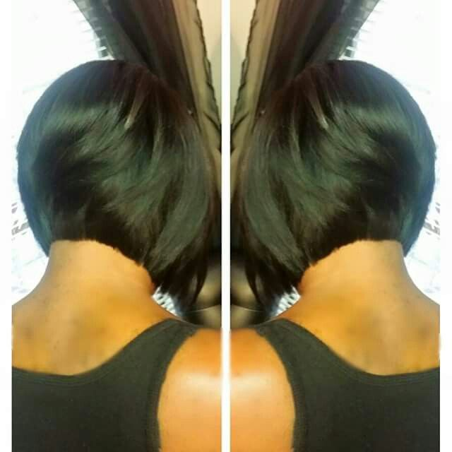 Quickweave#bob Quick Weave Bob Hair Styles Of Me Pinterest