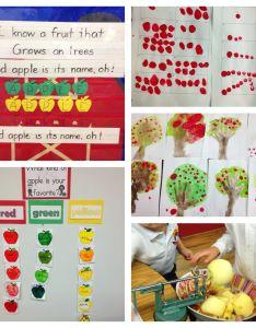 Apples kindergarten appleskindergarten literacyapple ideasapple activitiesapple unitfall themesjohnny appleseedapple themeclassroom resources also in my classroom adventures  grade rh pinterest
