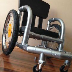 Wheelchair Hot Wheels Outdoor Chairs Target Diy Adaptive Equipment Homemade Pediatric