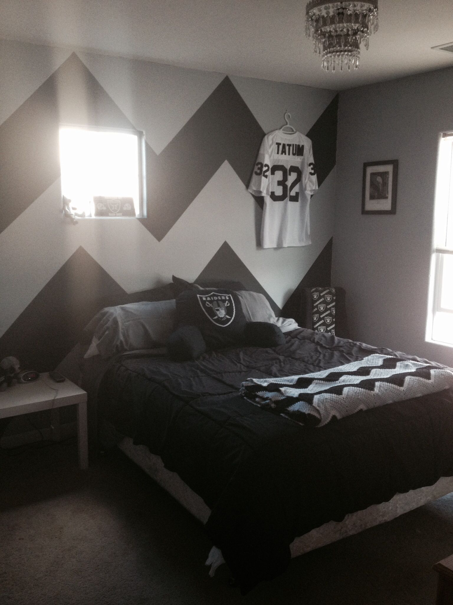 Football Baby Boy Room Decorations