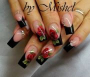 pretty nails manicures