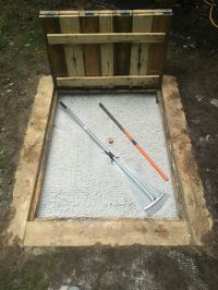 building a horseshoe pit in backyard - 28 images - build a ...
