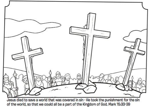 Matthew 26:36-28:10; John 18:1-20:18: Jesus' Crucifixion