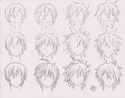 practice hairstyle boys