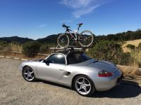 986 & Porsche Design roof rack | Porsche Boxster ...