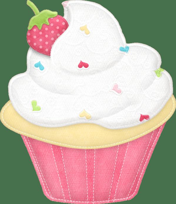 cute cliparts t cupcakes
