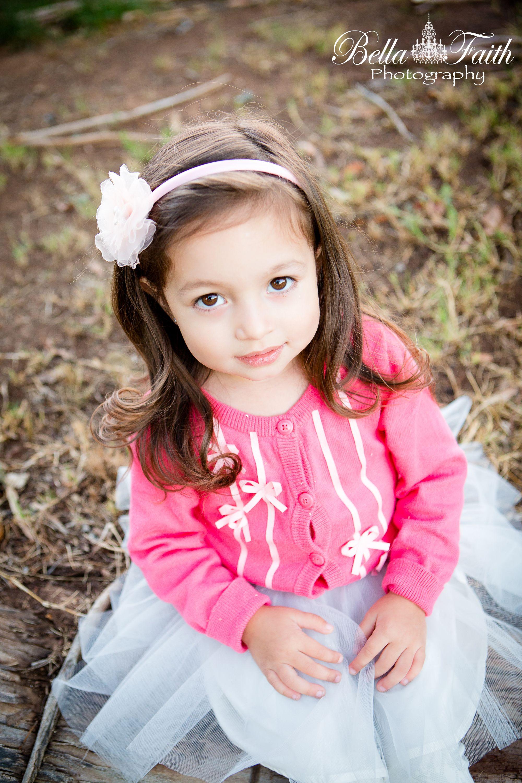 3 Year Old Birthday Photo Shoot