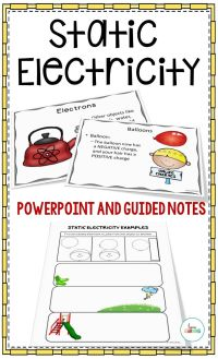 Free Printable Static Electricity Worksheet Answers ...