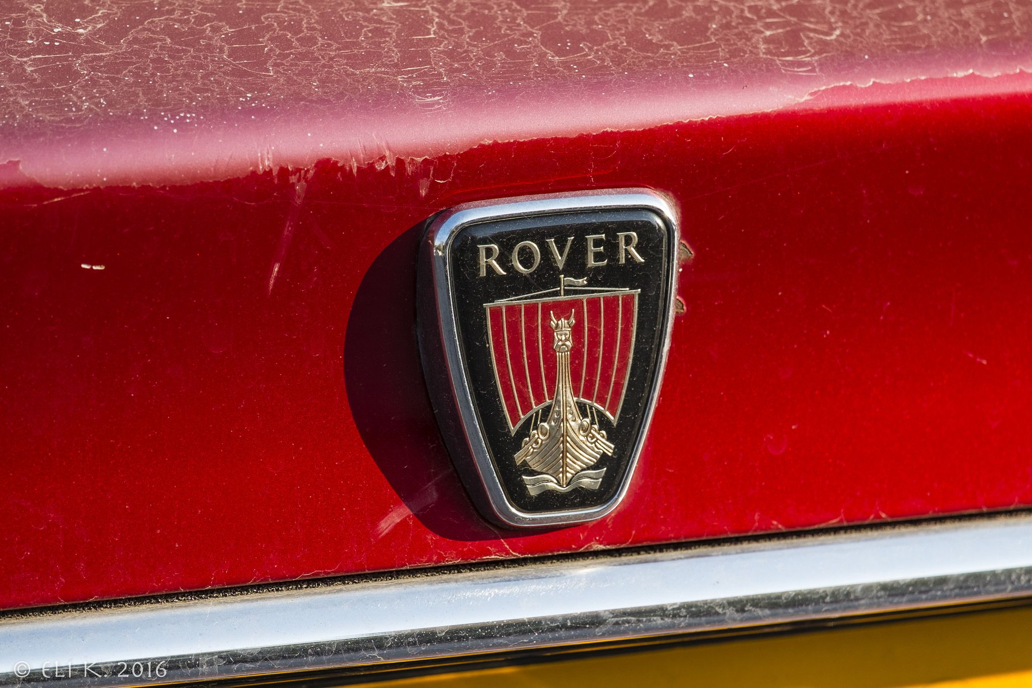 Rover 600 French Hill