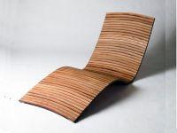 Simple Outdoor Lounge Chair Design | GARDEN. | Pinterest ...