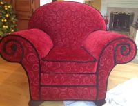 Blues Clues Thinking Chair Plush Upholstered Real ...