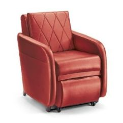 Brookstone Zero Gravity Chair High Covers For Restaurants Osim Ustyle2 Massage In Sunset Red
